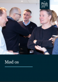 Mød os - Peak Consulting Group ApS